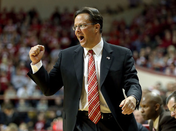 Tom Crean has done a remarkable job at IU and will not let his big man slouch against inferior competition.