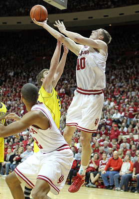 Zeller and the Hoosiers have their hands full with the Wolverines.