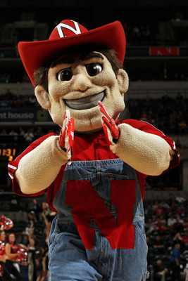 Herbie Husker's spirits will be crushed by Cody Zeller.