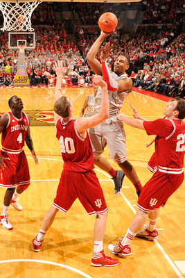 The Buckeyes will find a way to stop Zeller and force other Hoosiers players to win the game.