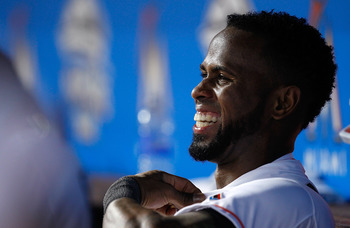 Reyes may not be smiling if the Blue Jays don't live up to their new expectations.