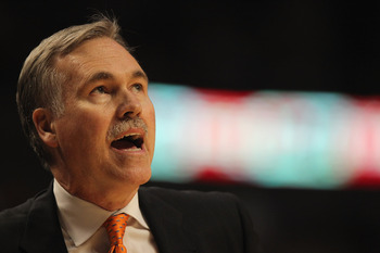 Mike D'Antoni is in a great position to be the hero in Los Angeles.