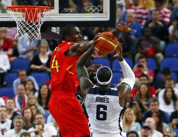 Serge Ibaka needs to grow as a defender, but his talent is supreme.