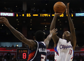 Jamal Crawford is the ideal scoring threat off the bench for a deep, talented Clippers team.
