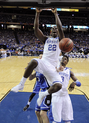 Poythress was an absolute beast and broke out for UK