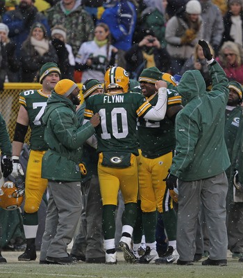 Matt Flynn's big fantasy day was one for the ages
