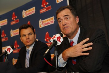 The Red Sox won't be garbage again in 2013. Probably, anyway.