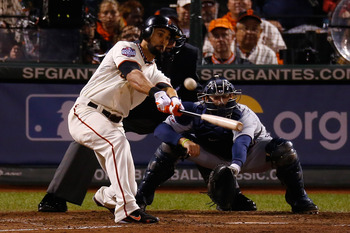 "Angel Pagan has developed into what we call, a ""professional hitter."""