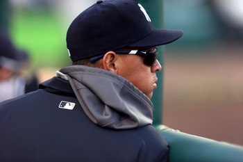 A-Rod was the most expensive bench player in the 2012 playoffs.