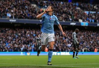 Dzeko would make waves in North London, however, he comes at a hefty price