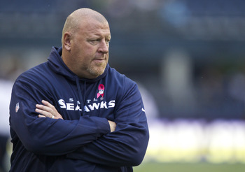 Tom Cable has done an excellent job with the offensive linemen he has and their ability to shift positions when injuries occur.