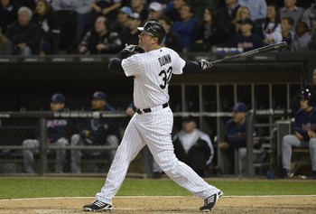 Adam Dunn would have a field day with the short porch in right field in the Bronx
