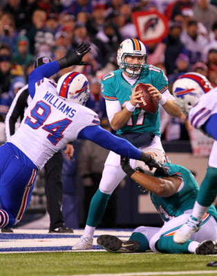 Mario Williams came up with another sack tonight.