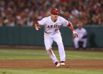The BBWAA snubbed Mike Trout, the true AL MVP.