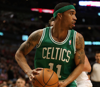 Courtney Lee has struggled to adjust to his role on the Boston Celtics.