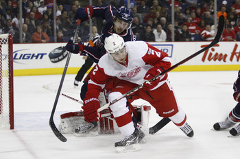 Brendan Smith could help Red Wings fans forget about their newly-retired captain.