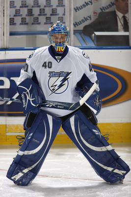 Tokarski could provide stability in net for Tampa in the years to come.