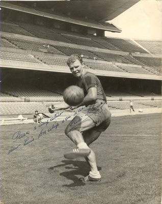 Photo courtesy of http://en.wikipedia.org/wiki/File:Laszlo_Kubala.jpg