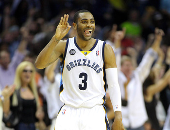 The Grizzlies enjoyed themselves at the Heat's expense.