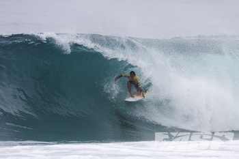 Brazilian Miguel Pupo knows why Rio remains on the 2013 ASP World Championship Tour schedule. Photo: ASP/Dunbar