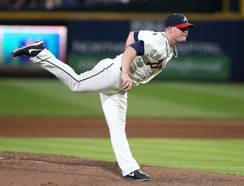 One BBWAA writer was very impressed with Craig Kimbrel's season.