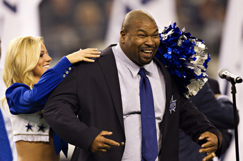 Former Dallas lineman Larry Allen