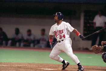 Kirby Puckett.