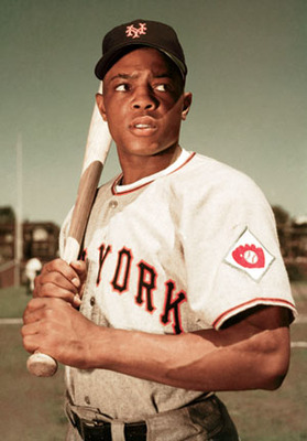 Willie Mays.  GQ