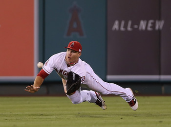 Mike Trout.