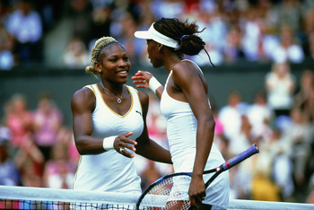 Serena defeats defending champion Venus Williams