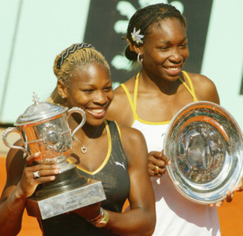 Serena Williams would defeat Venus for the first time in a Grand Slam Final.