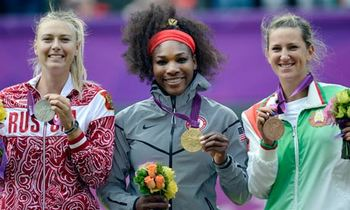 Serena Finally Wins Gold in 2012.