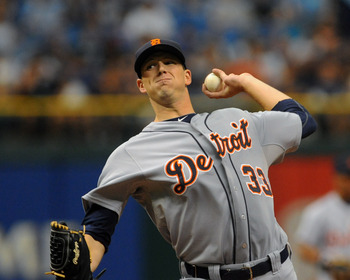 Smyly spent the first half of 2012 in Detroit's starting rotation.