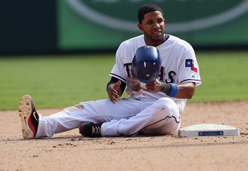 Elvis Andrus strengthens the left side of Arizona's infield.