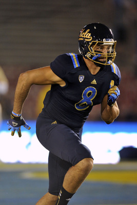 TE Joe Fauria is a big weapon for UCLA