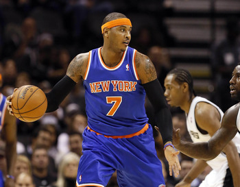 Carmelo Anthony is off to a tremendous start in New York, and thus far deserves his contract.