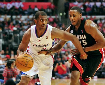 Chris Paul is due for a raise in Los Angeles.