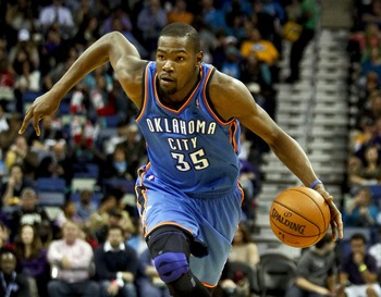 Kevin Durant deserves to be one of the game's highest-paid players.