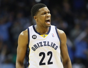 Rudy Gay is currently earning the No. 9 ranked max deal.