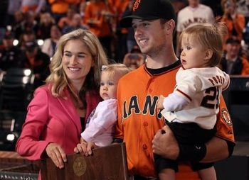 Buster Posey & family / source: http://www.tumblr.com/tagged/buster-posey?before=1350921863