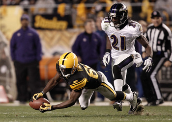 Lardarius Webb is a key injury for Baltimore to overcome.