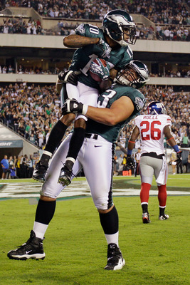 Eagles have their share of wins against the Giants