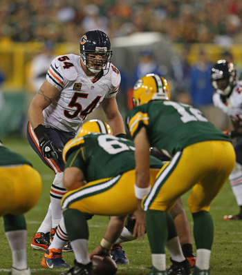 Aaron Rodgers and Brian Urlacher are just two reasons this is a great rivalry.