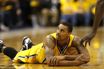 George Hill is not the only Pacer who is being asked to do too much.