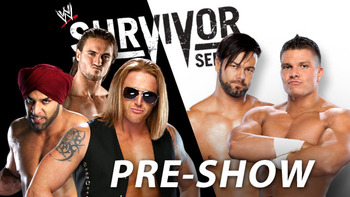 3MB vs. Justin Gabriel and Tyson Kidd