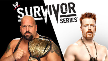 Big Show vs. Sheamus