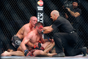 GSP went back to his ground-and-pound roots in his win over Carlos Condit.