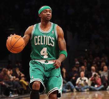 Jason Terry has shown signs of improvement, but so far he's been a bit of a disappointment.