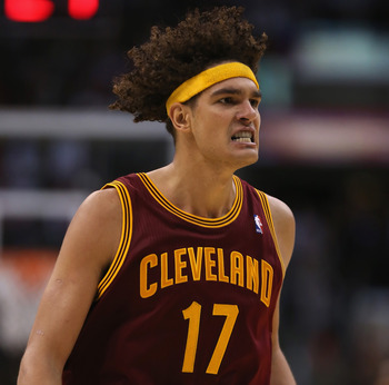 Varejao's contract makes him a real bargain for Cleveland.