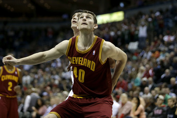 The Cavs wound up with Tyler Zeller after trading Ramon Sessions.